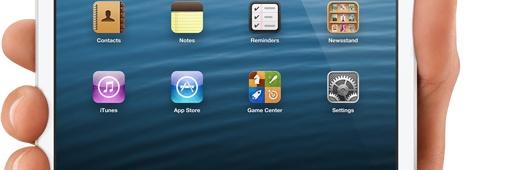 Apple expands iPad range with iPad Mini and 4th-generationiPad