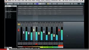 Cubase 7 MixConsole Vid