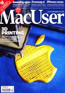 MacUser 2905 Cover 500