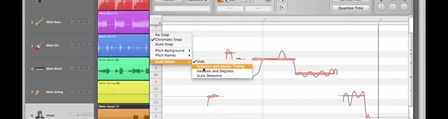 Video Tutorial – Change a Vocal Melody with Melodyne(CM193)