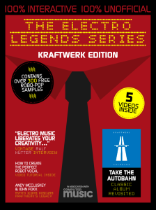 Electro Legends Kraftwerk