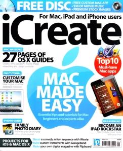 iCreate 121 Cover 500
