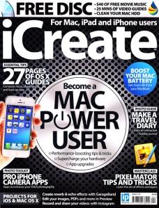 iCreate 124 Cover 500