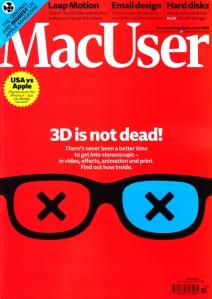 MacUser 2910 Cover 500
