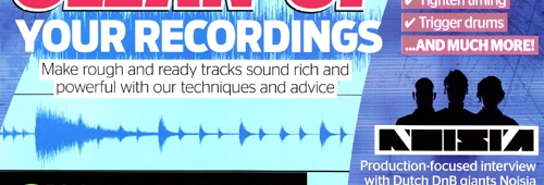 Computer Music 197 – Easy Guide to Ornaments, Clean Up Your Recordings Cover Feature, KMI QuNexusReview