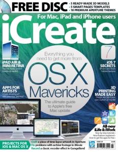 iCreate 127 Cover