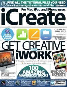 iCreate 128 Digital Cover