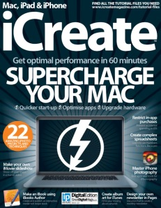 iCreate 132 Digital Cover