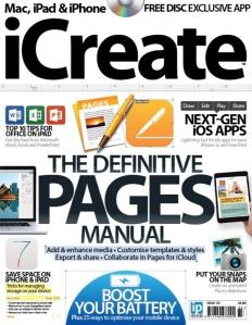 iCreate 133 Digital Cover