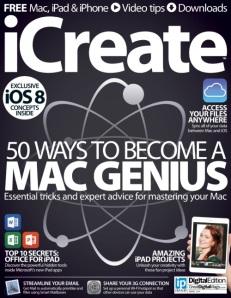 iCreate 134 Cover