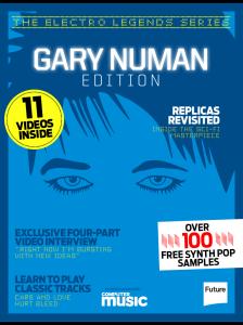 Numan ELS Cover
